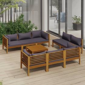 virtuves krēsli, 4 gab., pelēka mākslīgā āda