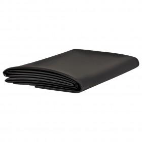 atpūtas krēsli, 2 gab., franču stils, melns audums