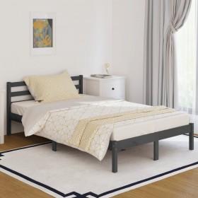 atpūtas krēsli, 2 gab., franču stils, pelēkbrūns audums