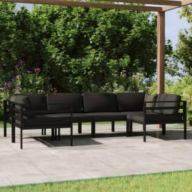 izvelkams dīvāns ar 2 spilveniem, zils poliesters