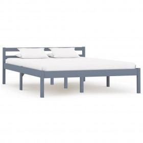 virtuves galds, 180x90x73 cm, tumši brūns, priedes koks