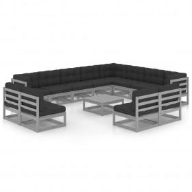 gultas rāmis, zils audums, 160x200 cm