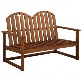 dārza galds, 160x79x75 cm, FSC sertificēts koks