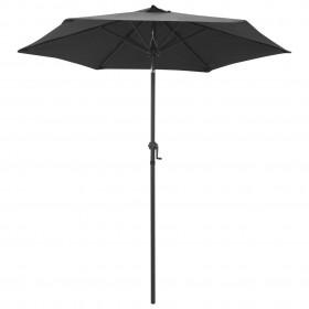 terases flīzes, 11 gab., WPC, 30x30 cm, 1 m2, brūnas