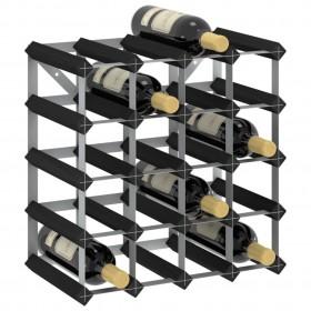 dārza atpūtas gulta ar aizkariem, pelēka PE rotangpalma