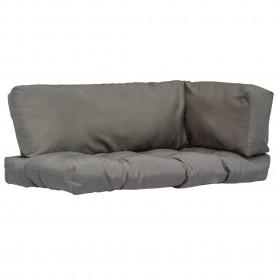 dārza uzglabāšanas kaste, 280 L, brūna