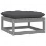 2 Moskītu Tīkli Gultai Kvadrāta Formā 3 Atvērumi 220 x 200 x 210 cm