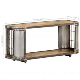 vidaXL divi-vienā bērnu ratiņi, alumīnijs, rozā un melni