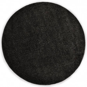paklājs, 160 cm, Shaggy, antracītpelēks