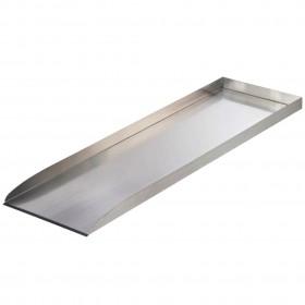 Melni biezie aizkari ar metāla riņķiem, 2 gab., 135 x 245 cm