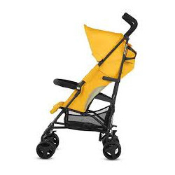 Blink stroller with bamper bar YELLOW