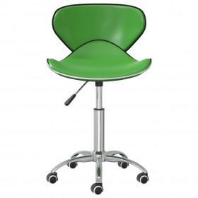 vidaXL elastīgi krēslu pārvalki, 4 gab., bordo