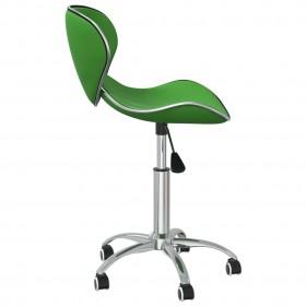 vidaXL krēslu pārvalki, 4 gab., elastīgi, krēmkrāsas