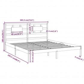 CD skapītis, 21x16x88 cm, skaidu plāksne, pelēks