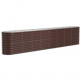 aizsargapmale apaļam batutam, 3,66 m, zilā krāsā