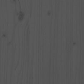 virtuves krēsli, 2 gab., pelēkbrūns audums, masīvs ozolkoks