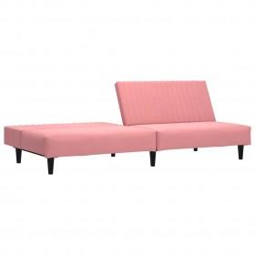 virtuves krēsli, 2 gab., izliekts koks un audums, pelēki