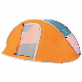 Pavillo telts Nucamp, 3 personām, oranža, 68005