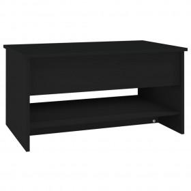 galda pārvalki, 2 gab., 243x76x74 cm, elastīgi, melni