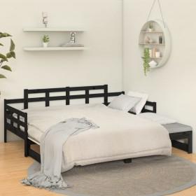 4-daļīgs dārza dīvāna komplekts ar matračiem, pelēks PE pinums