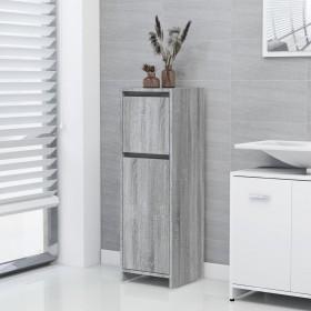 dīvāni, 2 gab., melns un tumši pelēks, mākslīgā āda