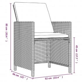 virtuves krēsli, 4 gab., zila mākslīgā āda