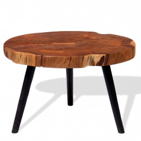 kafijas galdiņš, (55-60)x40 cm, akācijas masīvkoks
