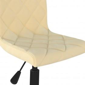 vidaXL krēslu pārvalki, 25 gab., elastīgi, sudraba krāsa