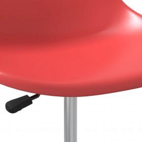 vidaXL galdauti, 2 gab., elastīgi, 80 cm, sudraba