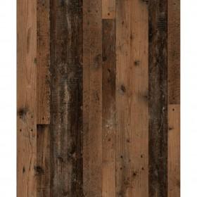 vidaXL paklājs, 150 cm, roku darbs, apaļš, džuta, brūns