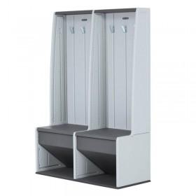 bērnu barošanas krēsliņš ar galdiņu, pārveidojams, rozā