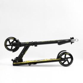balkona sānu markīze, zila, 60x250 cm