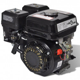 4,8 kW Benzīna Dzinējs Melns