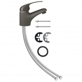 piepūšams matracis ar spilvenu, 66x200 cm, rozā