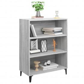 veļas kaste, 3 nodalījumi, melna, tērauds