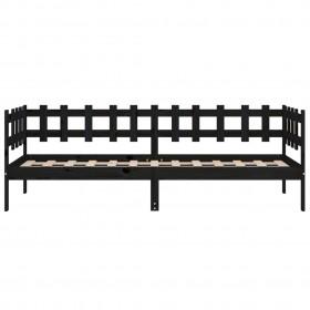 virtuves krēsli, 4 gab., melni, ozola masīvkoks un samts
