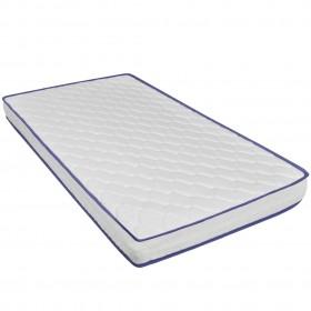 Gumijas Paklājs ar Neslidenu Plati Rievotu Virsmu 5 x 1 m