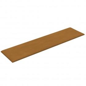darba galds ar četriem sienas paneļiem