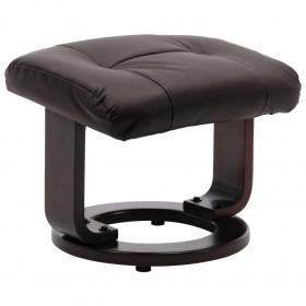 bāra galds ar plauktu, ozolkoka krāsā, 110x50x103 cm