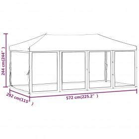 dārza uzglabāšanas kaste, brūna, 114x47x60 cm