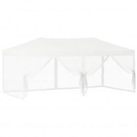 bāra galds, 60x60x110 cm, balts