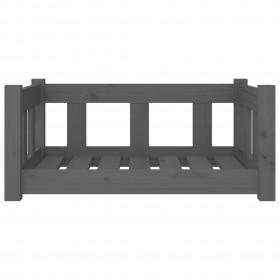 konsoles virtuves krēsli, 4 gab., pelēka mākslīgā āda