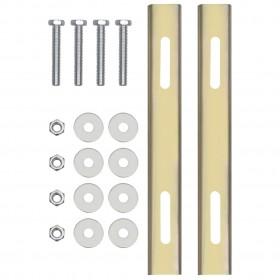 Baseina Pārklājs PE 4,48 m Ø Apaļa forma, Zils