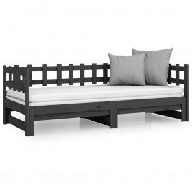 TV skapītis, spīdīgi pelēks, 80x34x30 cm, skaidu plāksne