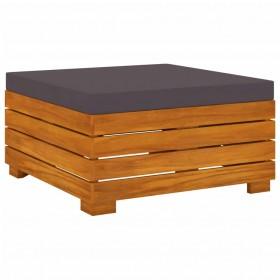 elastīgs dīvāna pārvalks, melns poliestera džersijs