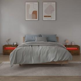 atpūtas krēsls, tumši brūna mākslīgā āda
