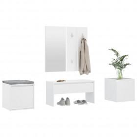 istabas aizslietnis, 3 paneļi, 120x170 cm, japāņu stils, melns