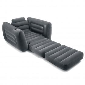 saliekams dārza galds, zaļš, 45x43x50 cm, plastmasa