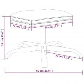 franču stila atzveltnes krēsli, 2 gab., pelēks audums