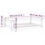 istabas aizslietnis, 120x170 cm, saliekams, sarkans ar rozi